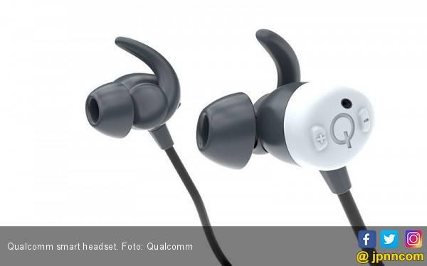 Qualcomm Kembangkan Prosesor Mendorong Headset Lebih Pintar - JPNN.com