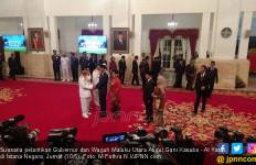 Abdul Gani Kasuba - Al Yasin Resmi Pimpin Maluku Utara - JPNN.com