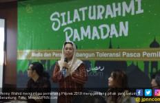 Yenny Wahid Imbau Pemenang Pilpres 2019 Rangkul yang Kalah - JPNN.com