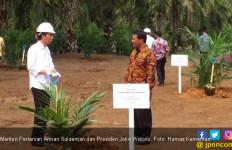 Kementan Menyinkronkan Data Kelapa Sawit Indonesia Lewat Cara Ini - JPNN.com