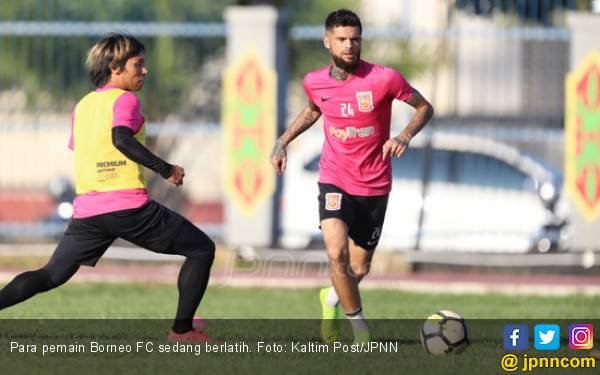 Punya Rekor Positif, Borneo FC Yakin Bisa Raih Poin di Madura - JPNN.com