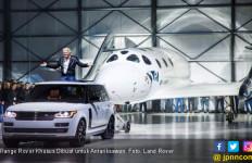 Range Rover Khusus Dibuat untuk Antariksawan - JPNN.com