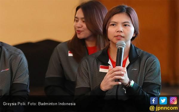Greysia Polii: Kami Seperti Setengah Tentara - JPNN.com