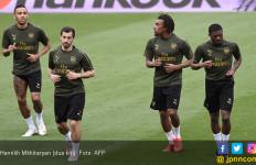 Henrikh Mkhitaryan Terancam Absen di Final Liga Europa Gara-Gara Urusan Politik - JPNN.com