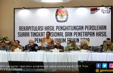 Rekapitulasi KPU: Prabowo Menang Telak di Tempat Kelahiran Ma'ruf Amin - JPNN.com
