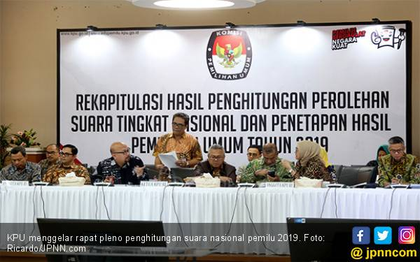 Real Count Mencapai 78,07%: Jokowi – Ma'ruf Sudah 67 Juta, Prabowo – Sandi Tertinggal 15 Juta Suara - JPNN.com