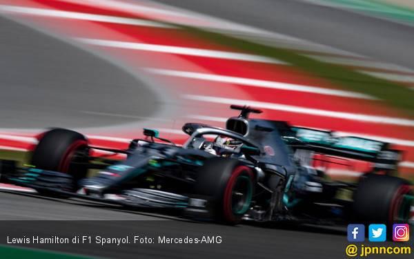 Terlalu Perkasa, Mercedes Tinggal Tunggu Waktu Jadi Juara - JPNN.com