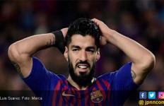 Cedera Kambuh, Luis Suarez Out Hingga Akhir Musim - JPNN.com