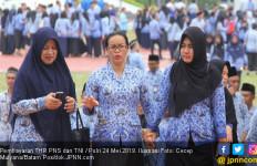 Inilah Variabel THR PNS, TNI / Polri, dan Pensiunan - JPNN.com