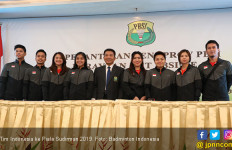Pesan Supersekali dari Mario Teguh Buat Tim Piala Sudirman 2019 - JPNN.com
