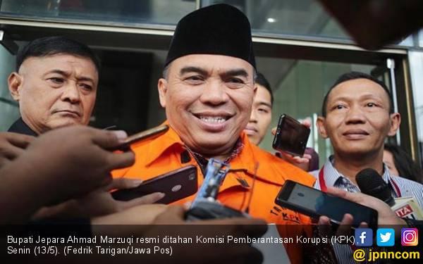 Jadi Tahanan KPK, Bupati Jepara: Nabi Yusuf Pernah Dihukum - JPNN.com