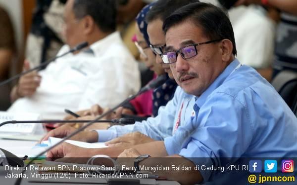 Kubu Prabowo – Sandi Minta Pemungutan Suara Ulang Pilpres di Jateng - JPNN.com