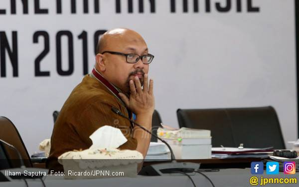 Hayo Ngaku, Siapa Kirim SMS Teror ke Komisioner KPU? - JPNN.com