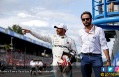 Formula 1 2019: 2 Masalah Utama Mercedes Jelang Tampil di Silverstone - JPNN.com