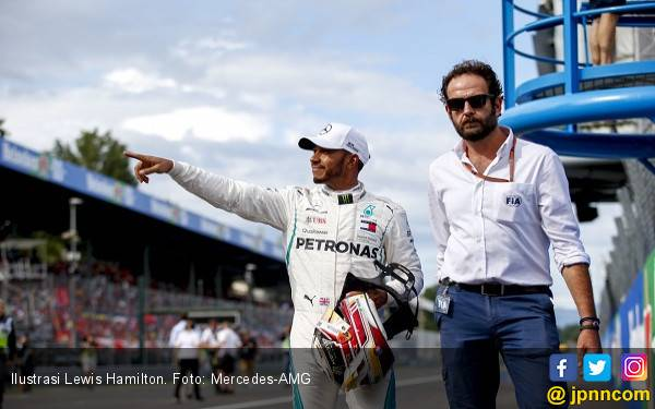 Formula 1 2019: Mercedes Gunakan Livery Istimewa di Jerman - JPNN.com