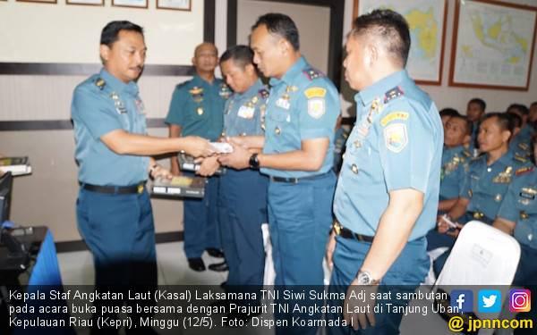 Prajurit Komando Armada I Dapat Pujian dari Kasal - JPNN.com
