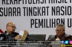 Rekapitulasi Suara Manual Jokowi - Ma'ruf 64,32%, Bandingkan dengan Situng KPU - JPNN.com