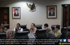 SIMAK! Menteri Bambang Sampaikan Tahapan Pemindahan Ibu Kota Negara - JPNN.com