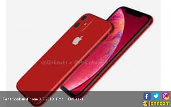 iPhone XR 2019 Mulai Terkuak, Ini Perubahannya - JPNN.com