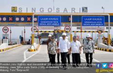 Jalan Tol Pandaan - Malang Diresmikan, Kini Arus Mobilisasi Barang dan Jasa jadi Lebih Efisien - JPNN.com