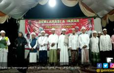 Prabowo - Sandi Menang 83, 76 Persen, Ribuan Relawan Gelar Syukuran - JPNN.com