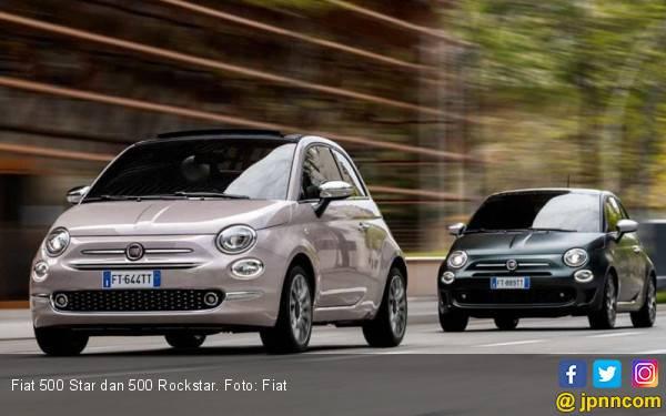 Fiat 500 Berdandan ala Musim Panas - JPNN.com