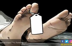 Sang Ayah Kaget dan Menangis Melihat Jasad Anak Mengapung di Embung Warga - JPNN.com