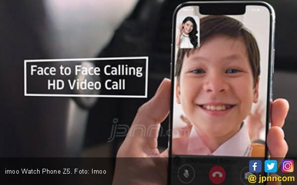 Imoo Watch Phone Z5, Jam Tangan untuk Lindungi Keamanan Anak - JPNN.com
