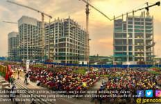 Meikarta Bangun Kebersamaan dengan Pekerja via Buka Puasa - JPNN.com