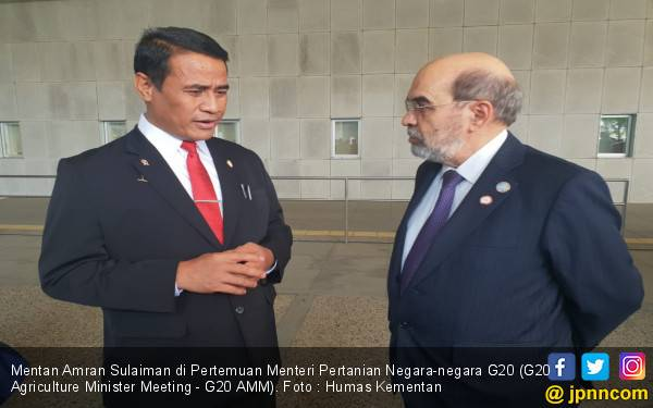 Dirjen FAO Minta Indonesia Berbagi Tip Pembanguan Pertanian dengan Negara Lain - JPNN.com