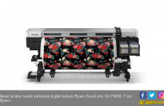 Epson Indonesia Merilis Mesin Printer Tekstil Sublimasi Digital Terbaru - JPNN.com