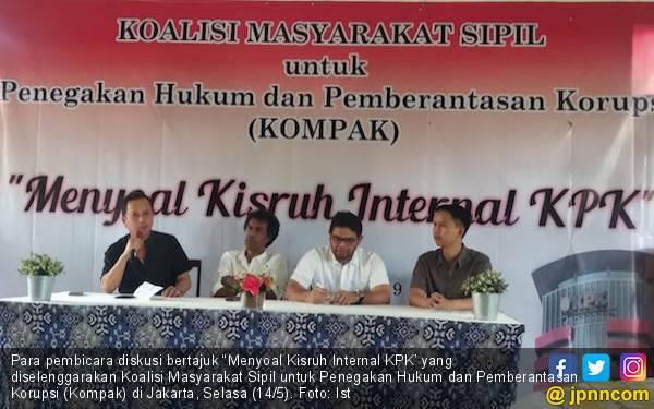 Komisi III DPR RI Didesak Segera Evaluasi dan Revisi UU KPK - JPNN.com