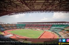 Menpora Zainudin Amali Gagal Masuk ke Stadion Gelora Bung Tomo - JPNN.com