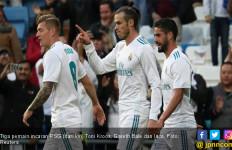 PSG Pengin Borong Kroos, Bale dan Isco dari Real Madrid - JPNN.com