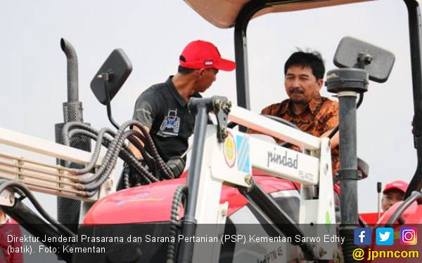 Ditjen PSP Kementan Jamin Petani Lampung Dapat Jatah Pupuk Subsidi - JPNN.com