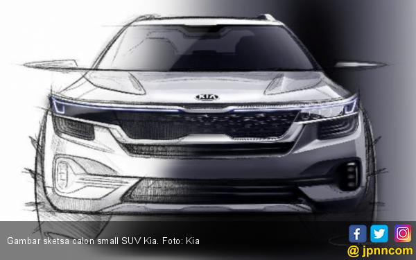 Calon Small SUV Kia Digadang Menawarkan Konsep Lintas Generasi - JPNN.com