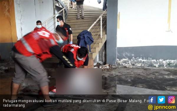 Ini Tentang Mutilasi Pasar Besar Malang, Lengkap, Mencekam, Jangan Baca Kalau Anda Penakut - JPNN.com