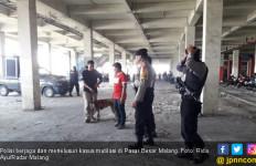 Tercium Anjing Pelacak, Terduga Pelaku Mutilasi Pasar Besar Malang Ditangkap - JPNN.com