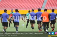 Sriwijaya FC Jadikan Laga Kontra David FC untuk Mengasah Finishing - JPNN.com
