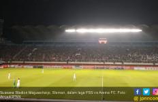 Gara-Gara Suporter, PSS Sleman Disanksi PSSI - JPNN.com