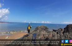 Pushidrosal Gelar Survei Hidro-Oseanografi di Perairan Temajuk, Nih Tujuannya - JPNN.com