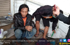 Sugeng Menato Potongan Kaki Korban Mutilasi Malang dengan Jarum Sol Sepatu - JPNN.com