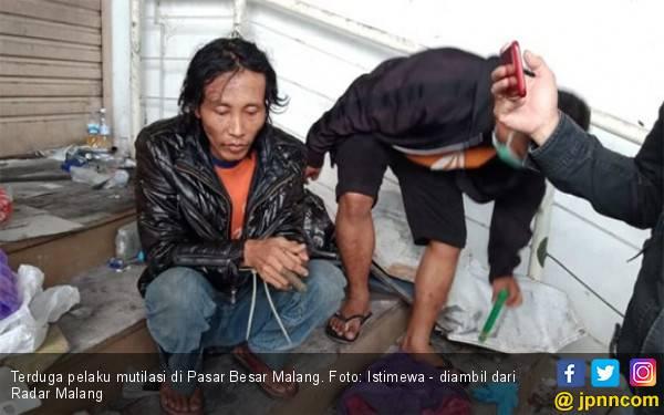 Terduga Pelaku Mutilasi Malang Tinggalkan Namanya di Kaki Korban - JPNN.com