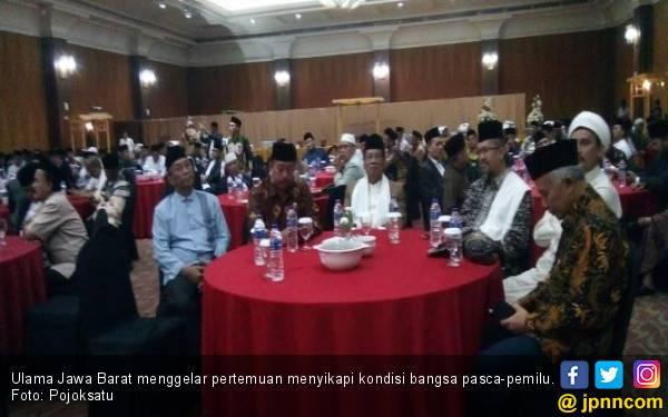 Ulama Jawa Barat: Ajakan People Power Jangan Diikuti - JPNN.com