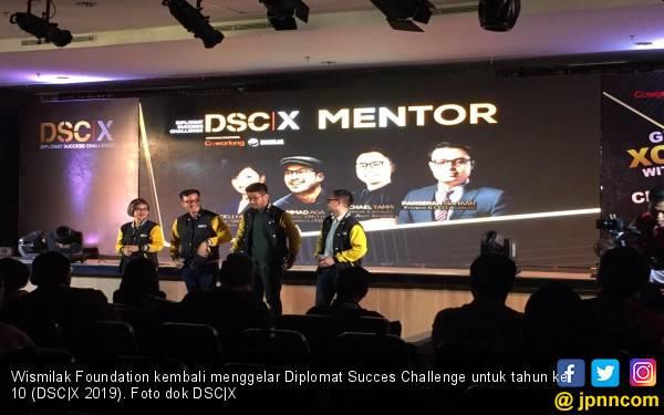 Diplomat Succes Challenge X, Peluang Meraih Sukses Lebih Besar - JPNN.com