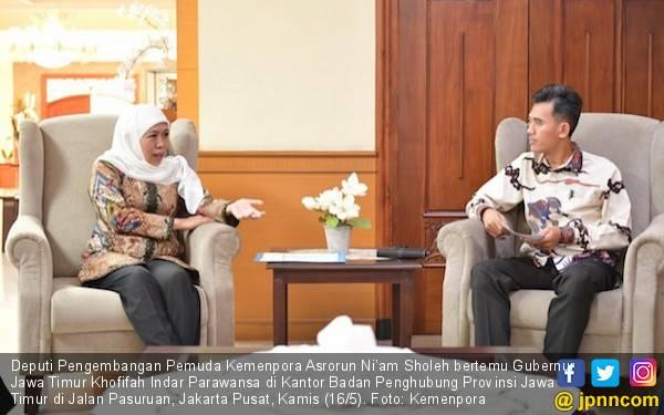 Jawa Timur Resmi jadi Tuan Rumah Pertukaran Pemuda Indonesia - Australia - JPNN.com