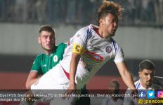 Oalah, Wartawan pun Jadi Korban Kericuhan Suporter PSS Sleman vs Arema FC - JPNN.com