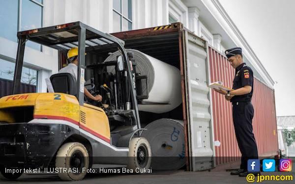 Asosiasi Logistik dan Perstekstilan Merespons Kabar Maraknya Impor Pakaian Jadi - JPNN.com