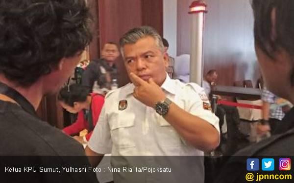 Alasan KPU Sumut Jadwal Ulang Rekapitulasi Lanjutan Pemilu 2019 - JPNN.com