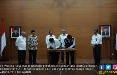 Waskita Karya jadi Kontraktor Renovasi Masjid Istiqlal Jakarta - JPNN.com